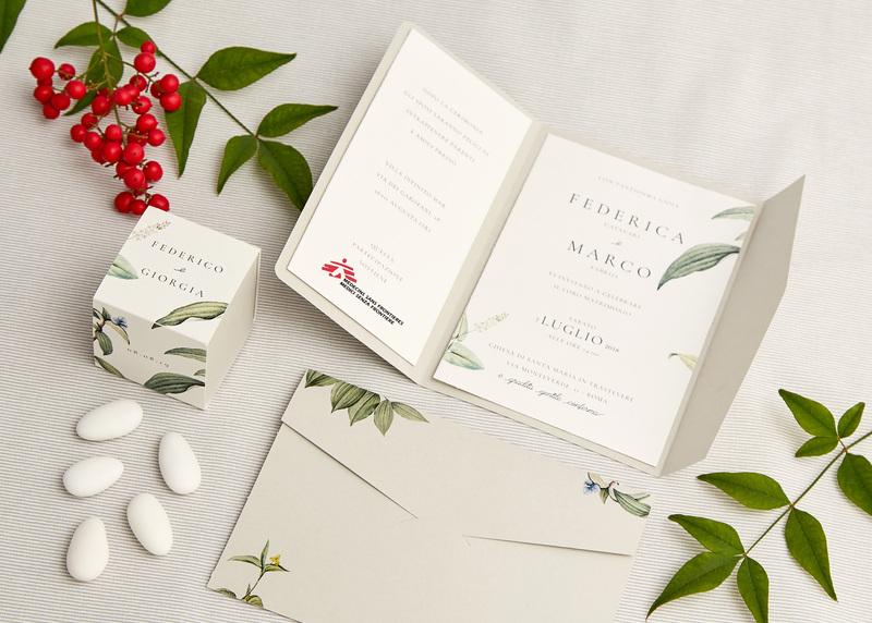 Kit Botanico grigio perla
