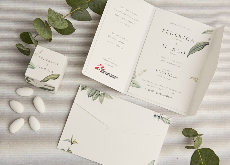 Kit Botanico bianco