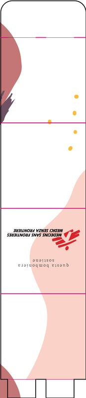 Partecipazione e bomboniera portaconfetti Rosa