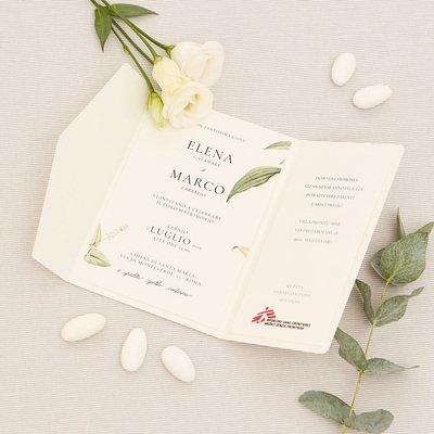 Partecipazione Botanica Bianca