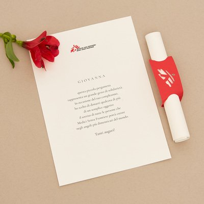 Pergamena Cartacea #MSF