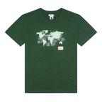 T-shirt unisex VISAS verde
