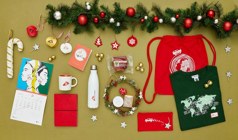 Natale solidale: scopri i prodotti
